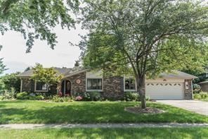 Photo of 1729 Sycamore Drive, Plainfield, IN 46168 (MLS # 21768402)