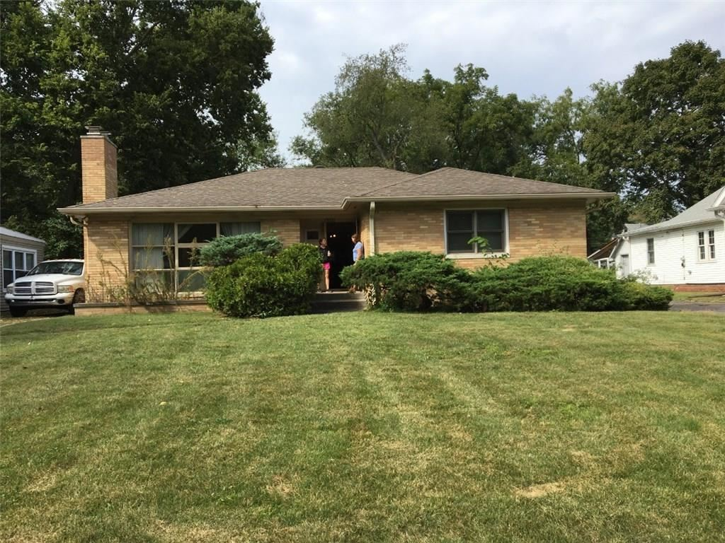 6236 North Delaware Street, Indianapolis, IN 46220 - #: 21679403