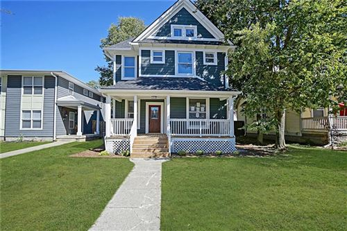 Photo of 2217 North New Jersey Street, Indianapolis, IN 46205 (MLS # 21742404)