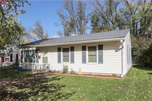Photo of 4458 West 36th Street, Indianapolis, IN 46222 (MLS # 21749405)