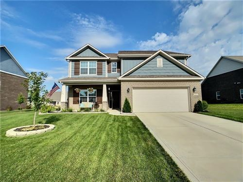 Photo of 5237 Karlyn Court, Bargersville, IN 46106 (MLS # 21754405)