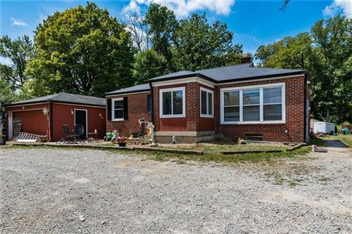 Photo of 2856 South Post Road, Indianapolis, IN 46239 (MLS # 21785405)