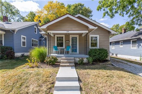Photo of 108 South Spencer Avenue, Indianapolis, IN 46219 (MLS # 21742406)
