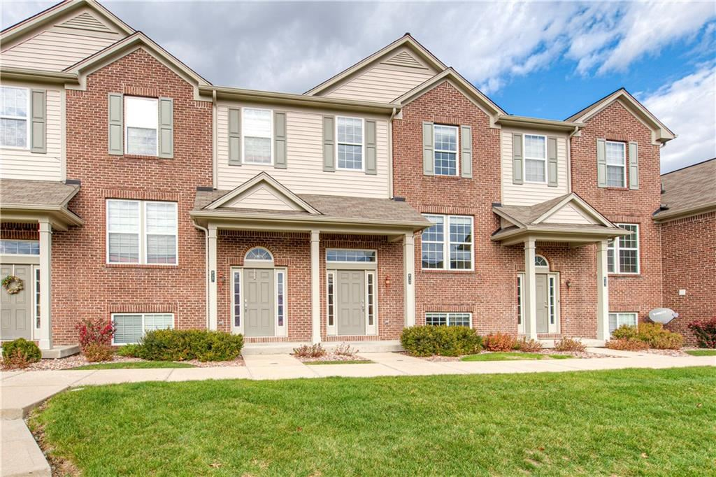 8345 CLAYHURST Drive, Indianapolis, IN 46278 - #: 21689406
