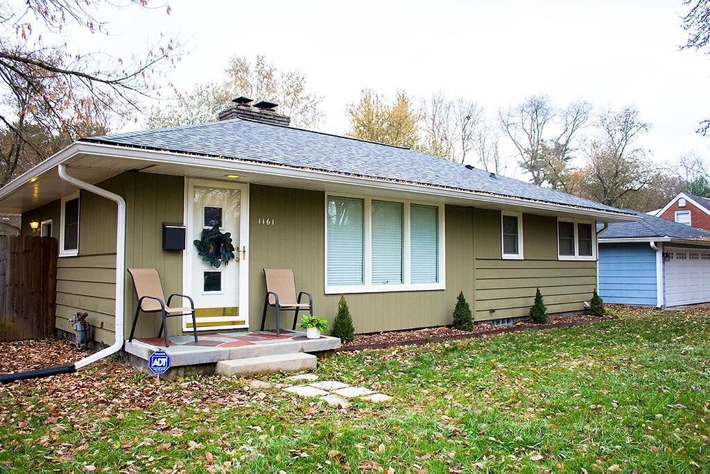 1161 East 56TH Street, Indianapolis, IN 46220 - #: 21683407