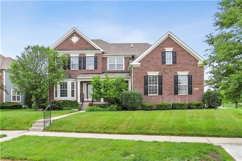 Photo of 13456 Alston Drive, Fishers, IN 46037 (MLS # 21788408)