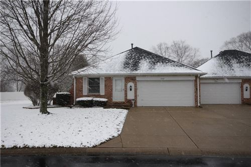 Photo of 1281 Holiday E Lane #16, Brownsburg, IN 46112 (MLS # 21700409)