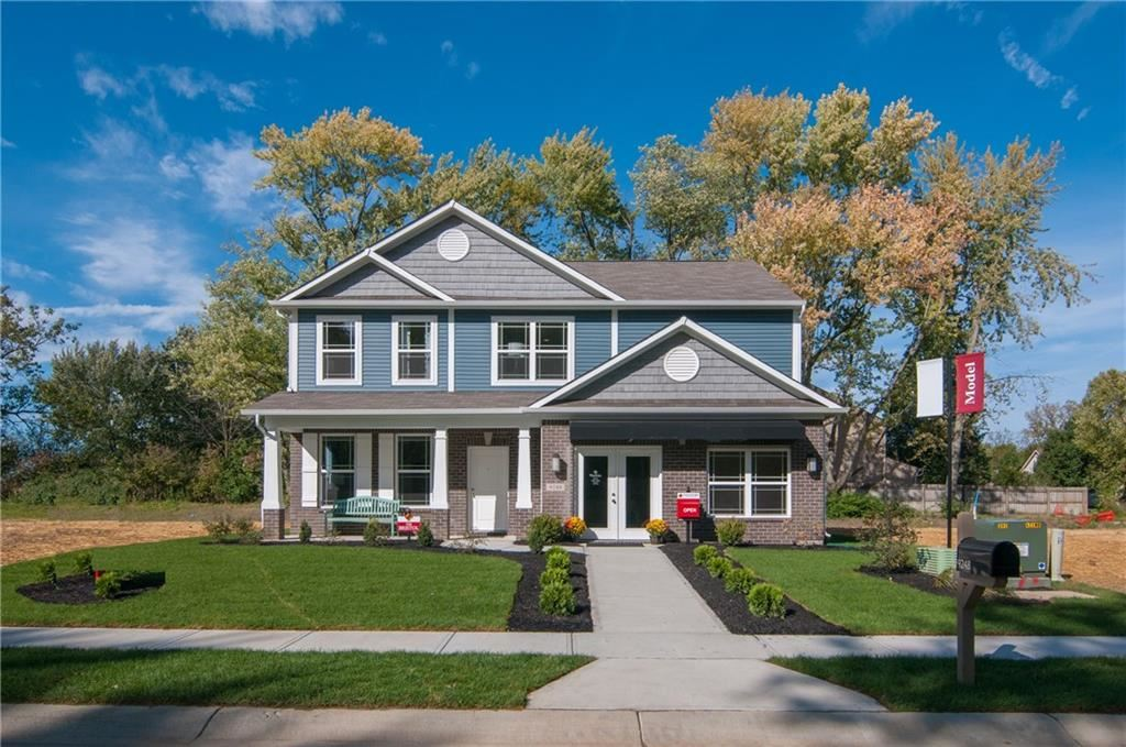 9248 Tansel Creek Drive, Indianapolis, IN 46234 - #: 21683409