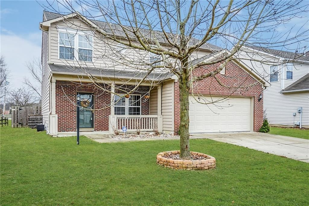 Photo of 10953 Roundtree Road, Fishers, IN 46037 (MLS # 21691409)