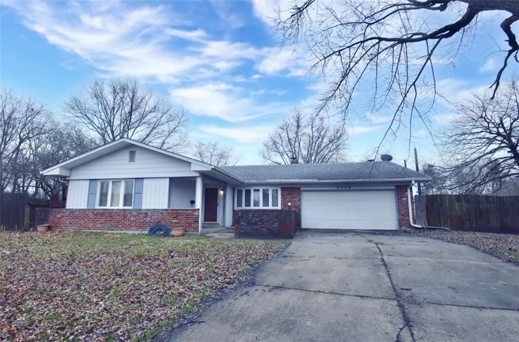 6039 ASHWAY Court, Indianapolis, IN 46224 - #: 21694409
