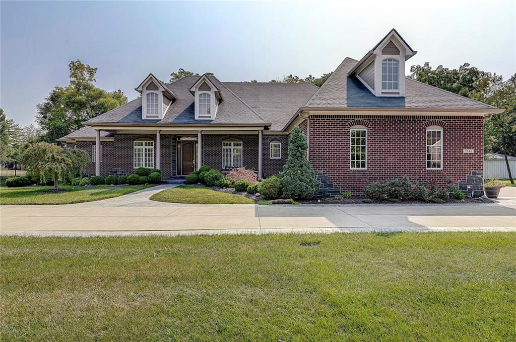 7545 SEDGE MEADOW Drive, Indianapolis, IN 46278 - #: 21734409
