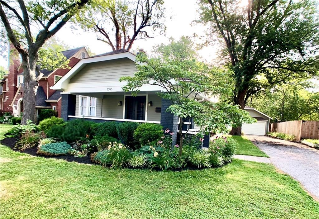 5355 N New Jersey Street, Indianapolis, IN 46220 - MLS#: 21798409
