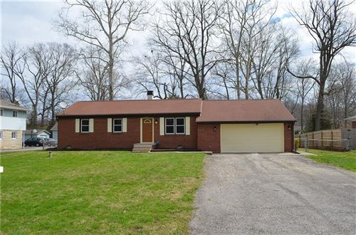Photo of 1335 North Eustis Drive, Indianapolis, IN 46229 (MLS # 21701410)