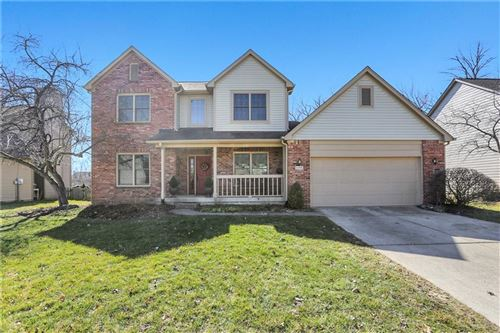 Photo of 6398 Robinsrock Drive, Indianapolis, IN 46268 (MLS # 21768410)