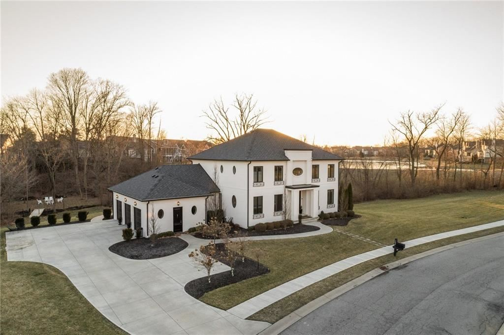 11620 Willow Springs Drive, Zionsville, IN 46077 - #: 21693410