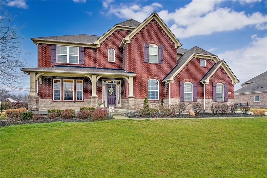 15496 PROVINCIAL Lane, Fishers, IN 46040 - #: 21702410
