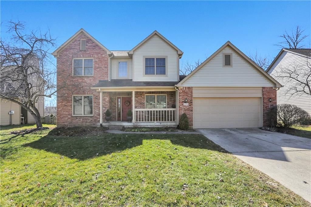 6398 Robinsrock Drive, Indianapolis, IN 46268 - #: 21768410