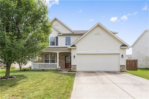 Photo of 5659 JAMES BLAIR Drive, Indianapolis, IN 46234 (MLS # 21728411)