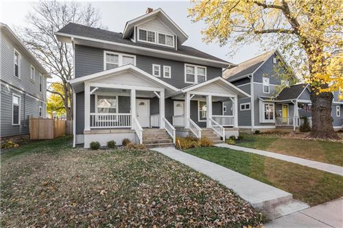Photo of 2618 North College Avenue, Indianapolis, IN 46205 (MLS # 21754411)
