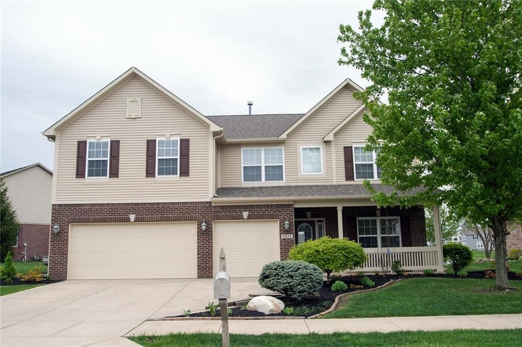 9895 North Anchor Bend, McCordsville, IN 46055 - #: 21705411