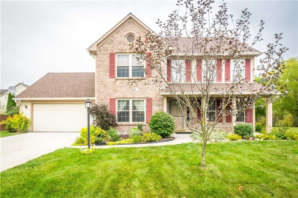 5845 Iron Oaks Court, Indianapolis, IN 46237 - #: 21738411