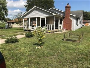 Photo of 504 North Indiana, Greenfield, IN 46140 (MLS # 21665412)