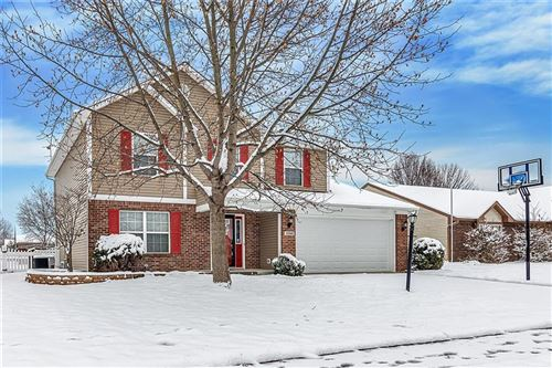 Photo of 12849 Ramsgate Court, Fishers, IN 46038 (MLS # 21685412)