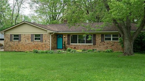 Photo of 10321 North New Jersey Street, Indianapolis, IN 46280 (MLS # 21709413)