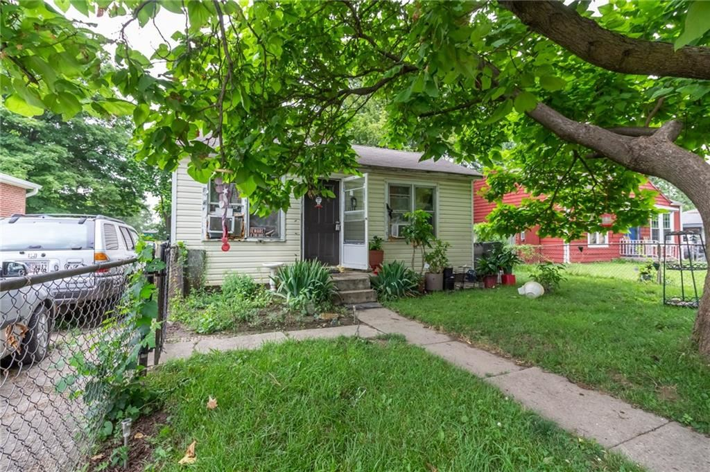 1134 Martin Street, Indianapolis, IN 46227 - #: 21725413
