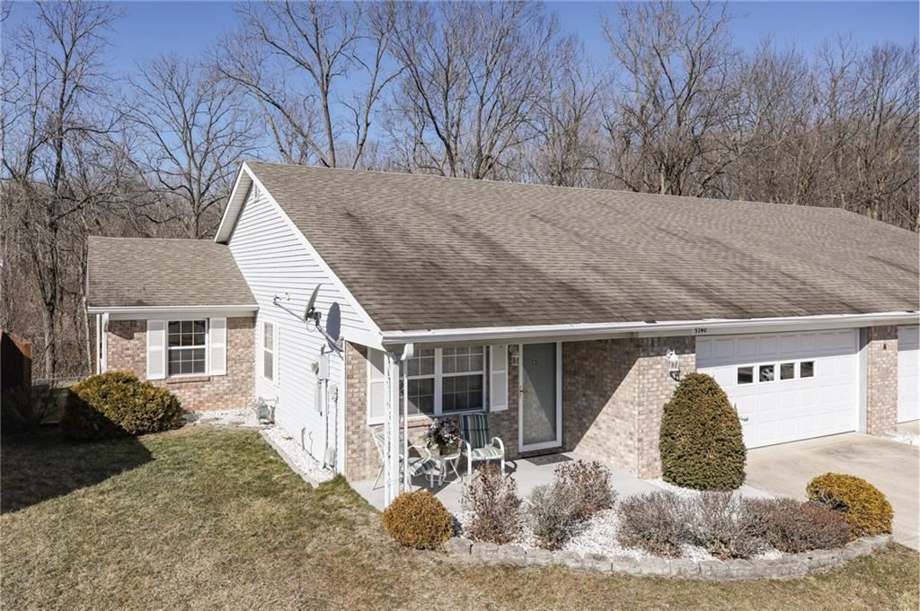 5740 Misty Ridge Drive, Indianapolis, IN 46237 - #: 21768413