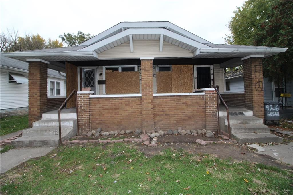 919 North Dearborn Street, Indianapolis, IN 46201 - #: 21680414