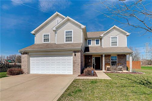 Photo of 4529 Plowman Drive, Indianapolis, IN 46237 (MLS # 21703415)