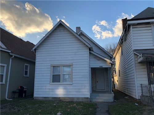 Photo of 1124 Trowbridge Street, Indianapolis, IN 46203 (MLS # 21689416)