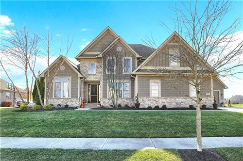 Photo of 14529 Copper Springs Way, Fishers, IN 46040 (MLS # 21752416)