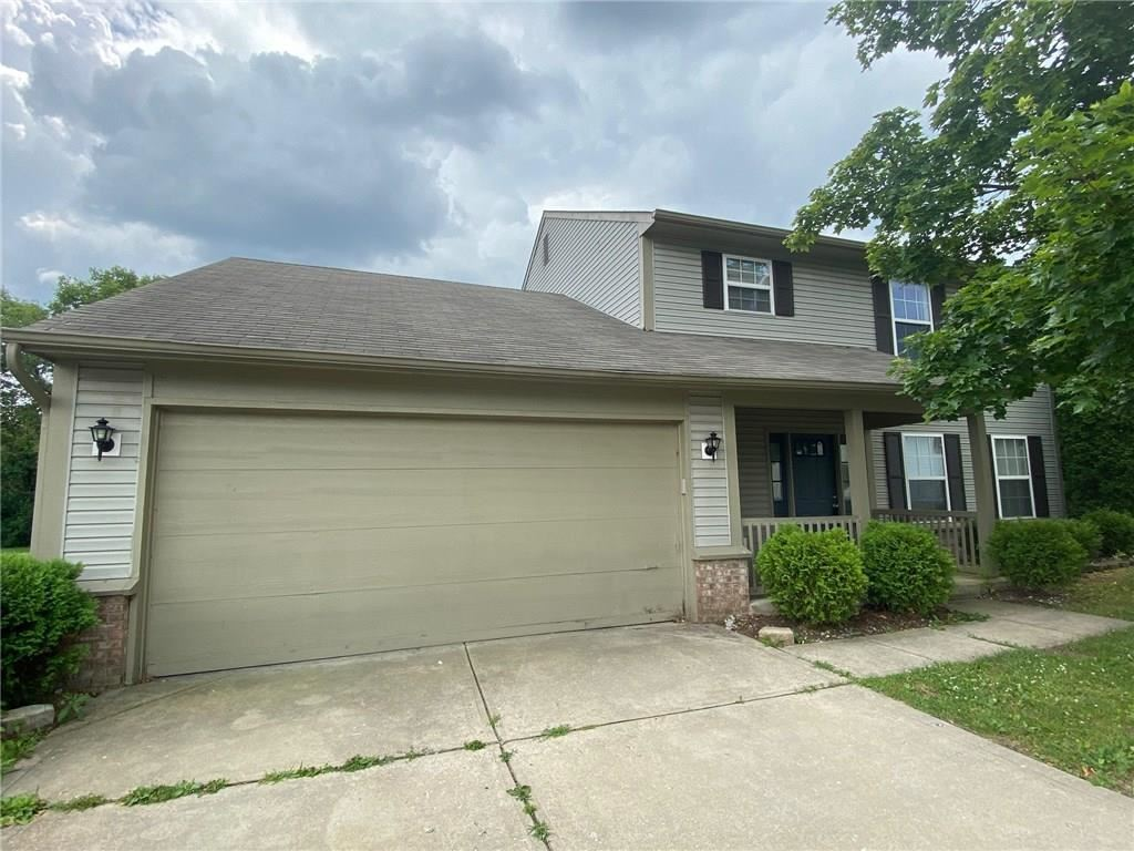 7811 BLUE WILLOW Drive, Indianapolis, IN 46239 - #: 21729416