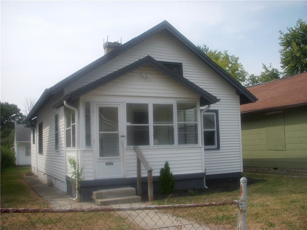 2636 North Olney Street, Indianapolis, IN 46218 - #: 21739416