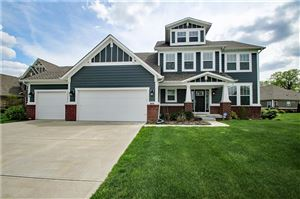 Photo of 7403 ENGLISH, Zionsville, IN 46077 (MLS # 21625417)