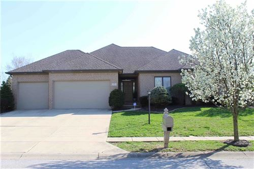 Photo of 7148 FRANKLIN PARKE Boulevard, Indianapolis, IN 46259 (MLS # 21700417)