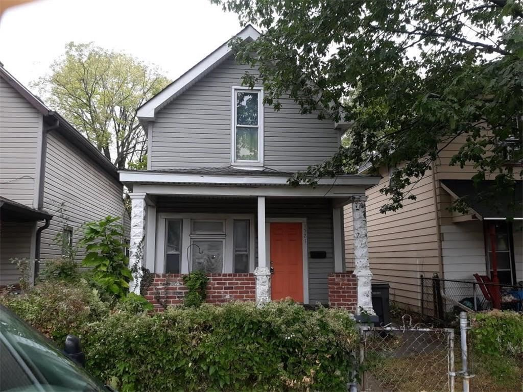 1521 Olive Street, Indianapolis, IN 46204 - #: 21674417