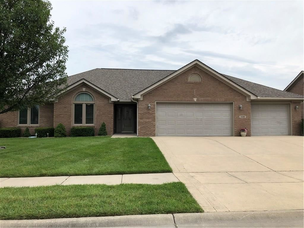 5124 East Hyde Court, Columbus, IN 47203 - #: 21731417