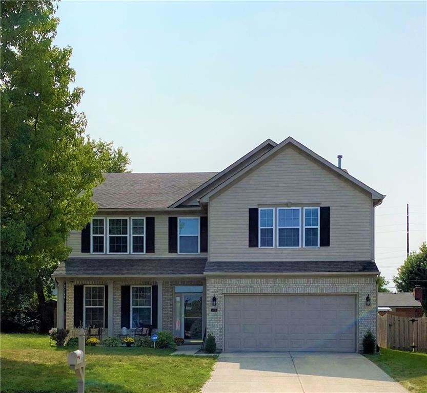 4031 Towhees Drive, Indianapolis, IN 46237 - #: 21739417