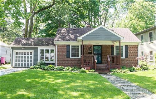 Photo of 5530 ROSSLYN Avenue, Indianapolis, IN 46220 (MLS # 21712418)