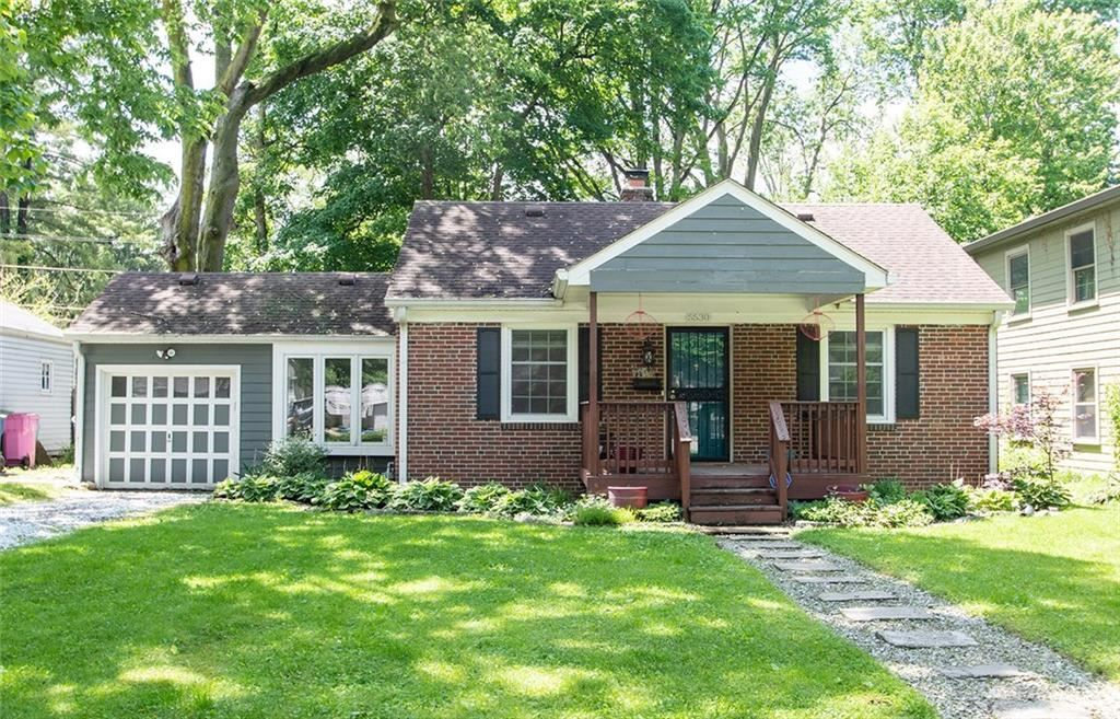 5530 ROSSLYN Avenue, Indianapolis, IN 46220 - #: 21712418