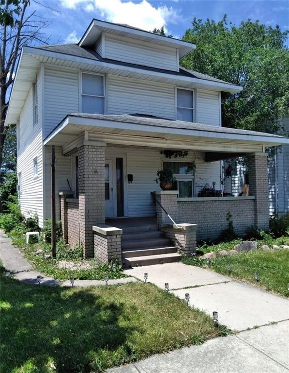 1813 MERIDIAN Street, Anderson, IN 46016 - #: 21721418