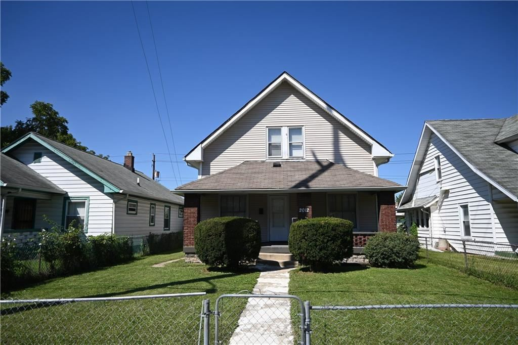 2012 North Harding Street, Indianapolis, IN 46202 - #: 21734418