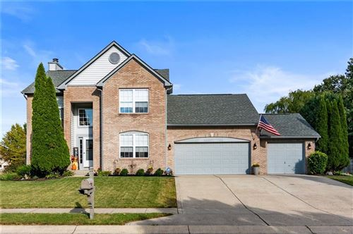 Photo of 5977 HONEYWELL Drive, Indianapolis, IN 46236 (MLS # 21738419)