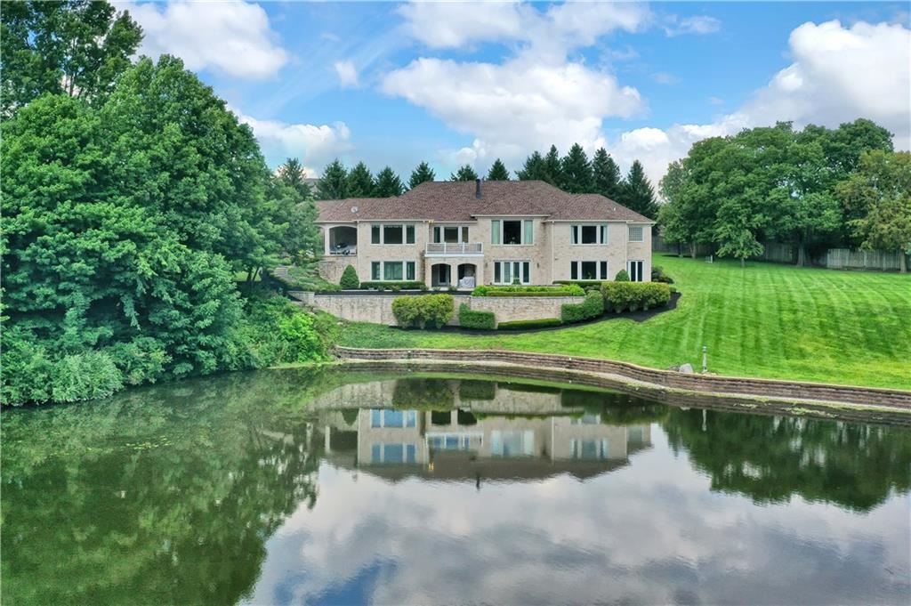 7490 South Ford Road, Zionsville, IN 46077 - #: 21729419