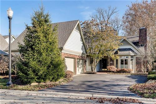 Photo of 9283 Spring Forest Drive, Indianapolis, IN 46260 (MLS # 21685420)