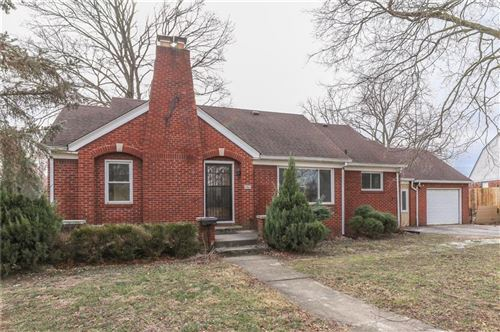 Photo of 3867 East Pleasant Run Pkwy S Drive, Indianapolis, IN 46201 (MLS # 21690420)