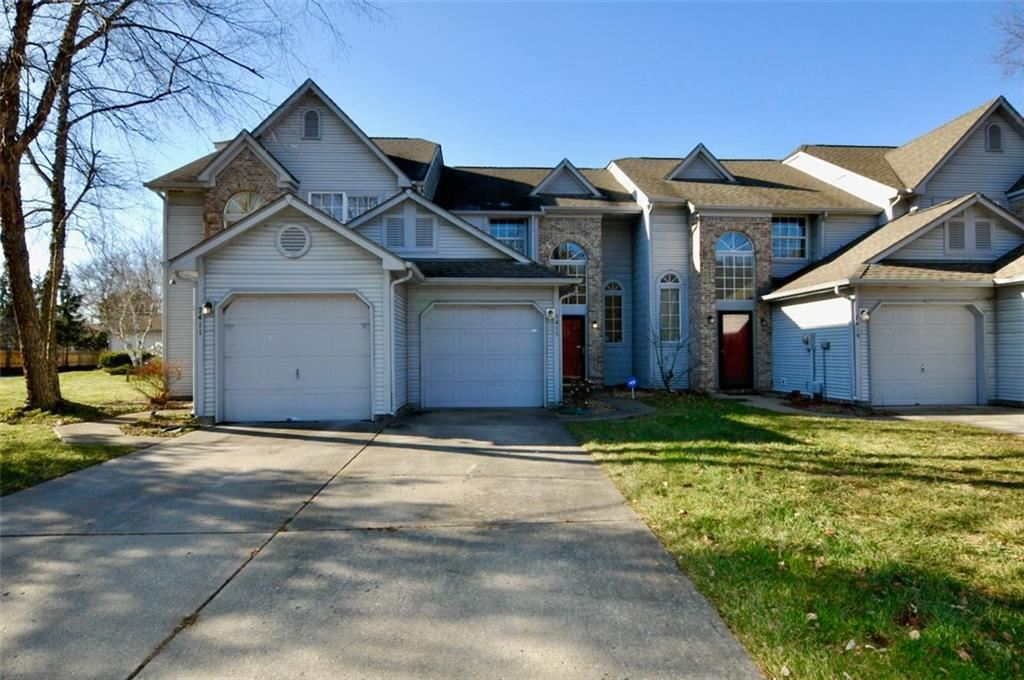 7415 OCEANLINE Drive, Indianapolis, IN 46214 - #: 21688420